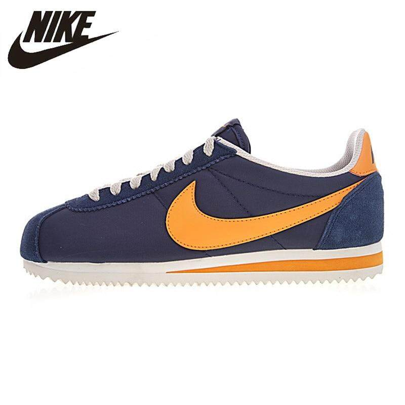 super popular 55663 8c90d Nike Men s shoes women s shoes CLASSIC CORTEZ NYLON men s shoes classic  women s shoes wear-resistant