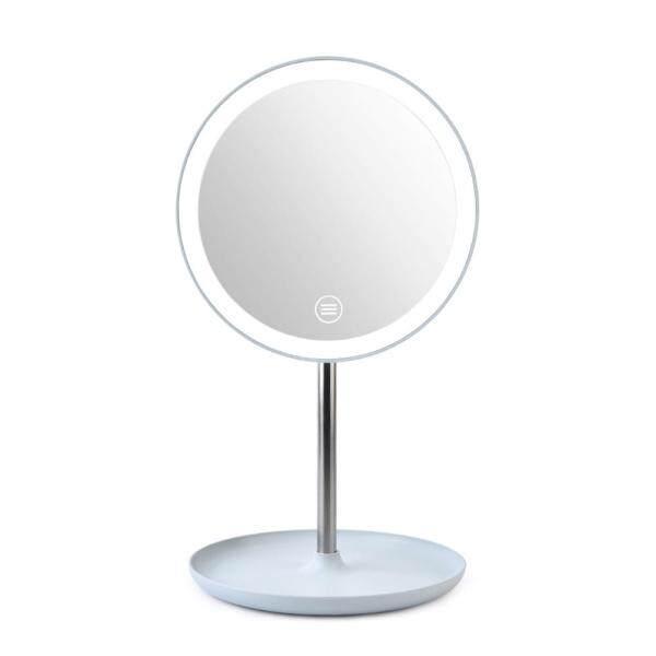 Thời Trang Đèn Led Gương Trang Điểm Đèn Bàn 360 ° Xoay Độ Sáng Điều Chỉnh Gương Mỹ Phẩm Làm Đẹp giá rẻ