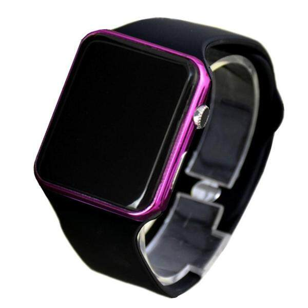 Practical LED Digital Screen Casual Wrist Watch For Men Women Unisex Kids UK Malaysia