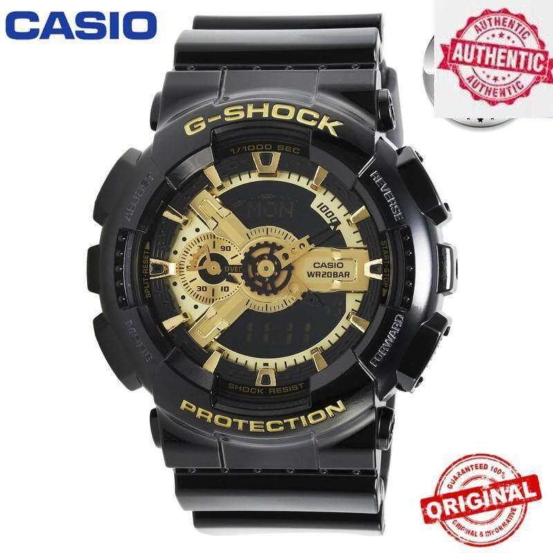 (Flash Deal) Original Casio_G-Shock GA110 Wrist Watch Men Women Electronic Sport Digital Watches GA110 GA-110 Malaysia