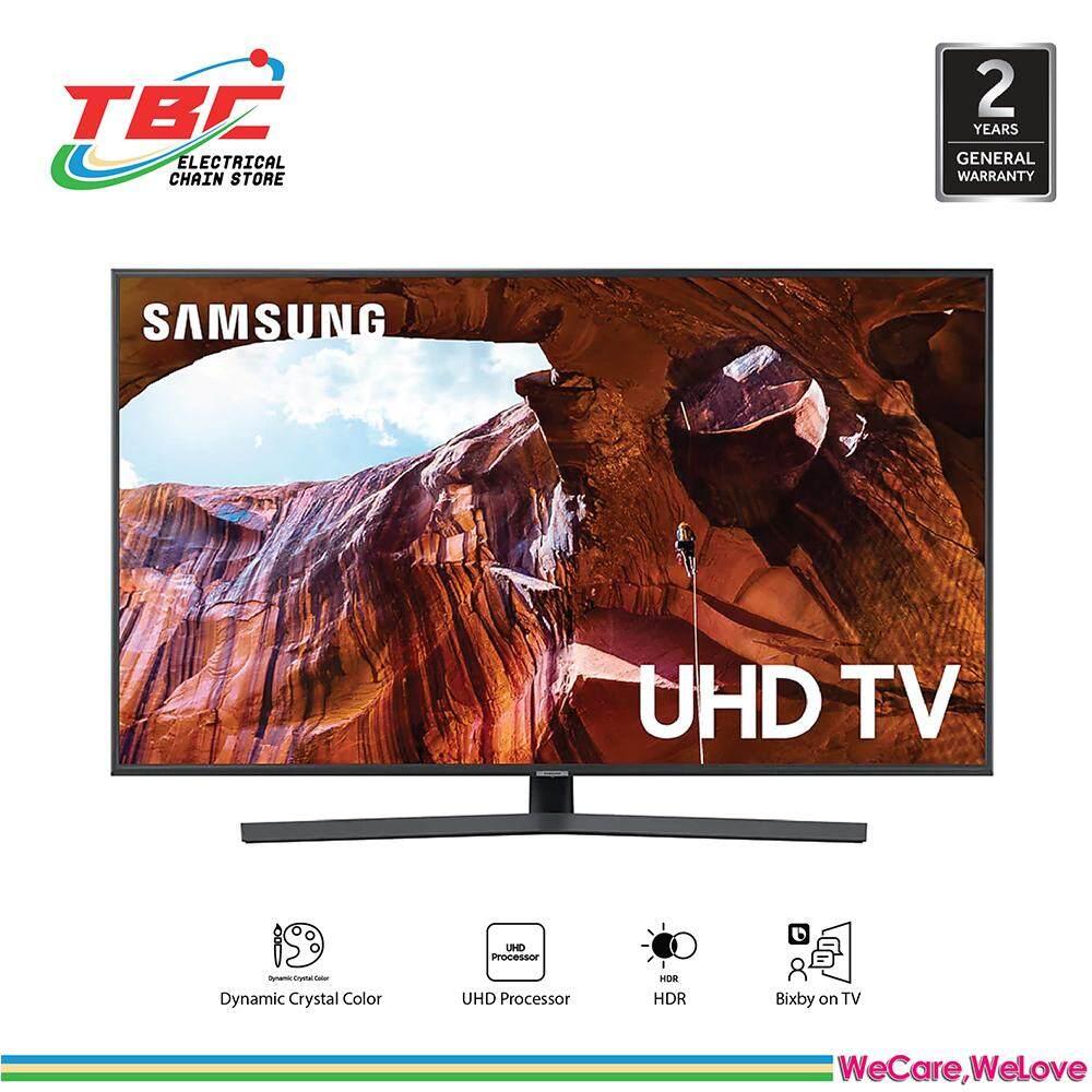 Samsung 55 RU7400 Smart 4K UHD TV UA55RU7400KXXM