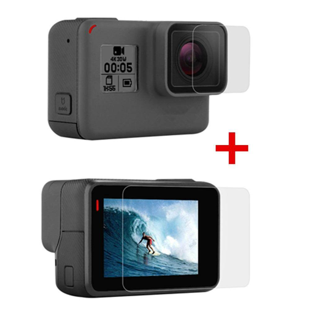 Hd Tempered Film Scratch Resistant Protective Film For Go Pro Hero 7 6 5 Black Accessories Action Camera High Strength Glass Film By Bestbuy11 Shop.