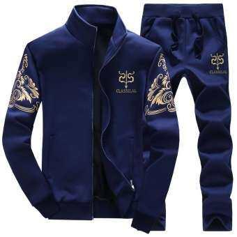 COZY PLUS กีฬาสูทแขนยาวเสื้อโค้ตแคชเมียร์ High School ชายฟิตเนสเสื้อกันหนาวเบสบอล,กางเกงกีฬาชุด-