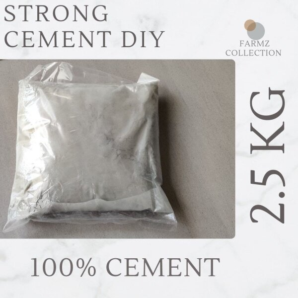 Strong Cement DIY ( 100% Cement)