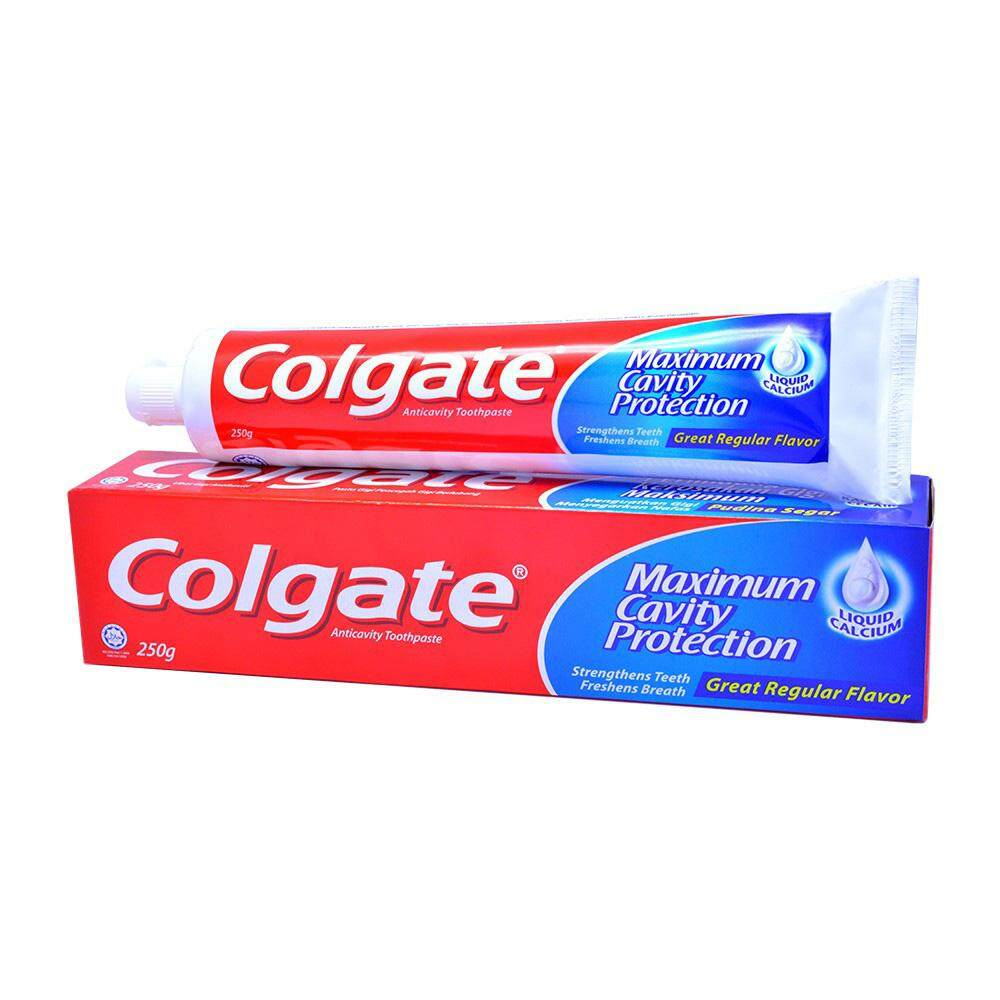 Colgate Maximum Cavity Protection Great Regular Flavour Toothpaste 250g