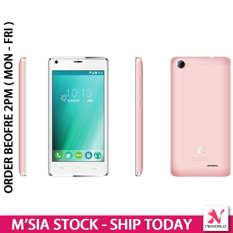 EX Mobile Ola Mini 4.5 Inches 8GB + 512MB Android 5.1 Smartphone - Pink
