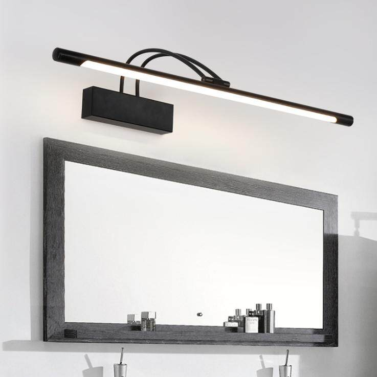 Waterproof LED Mirror Light For Bathroom Cabinet Aisle Wall Lamp LED White/Warm Light