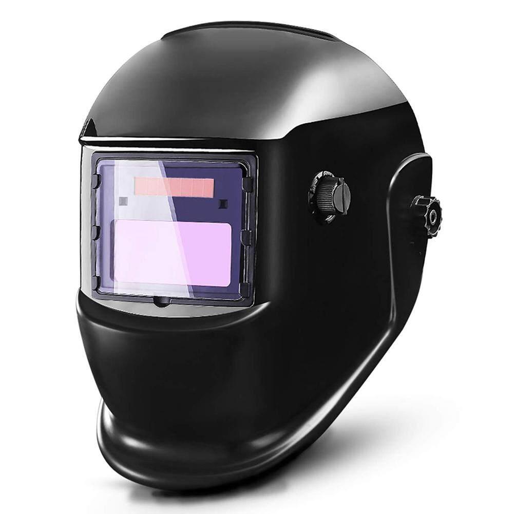 [YP-Judixy Store.MY]Solar Auto Darkening Helmet Adjustable Range Electric Welding Mask Cap