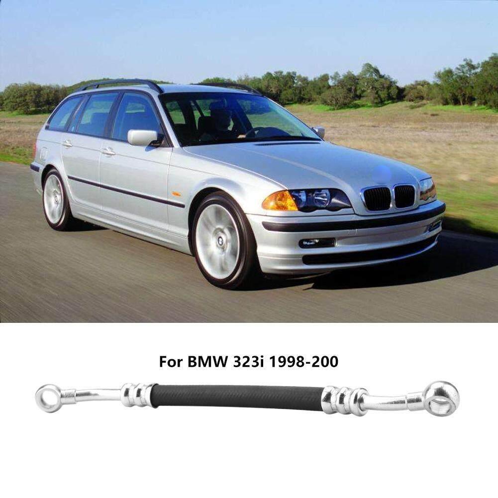 Oli Mesin Mobil Supply Line Selang dengan Mesin Cuci Tembaga untuk BMW 323Ci 323i 325Ci 325i 328i M3
