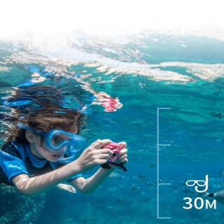 Camera Selfie Cho Trẻ Em Baoblaze Máy Ảnh Kỹ Thuật Số HD 1080P Chống Nước, Máy Quay Video Kỹ Thuật Số HD, Cho Bé Xách Tay Đồ Chơi thumbnail