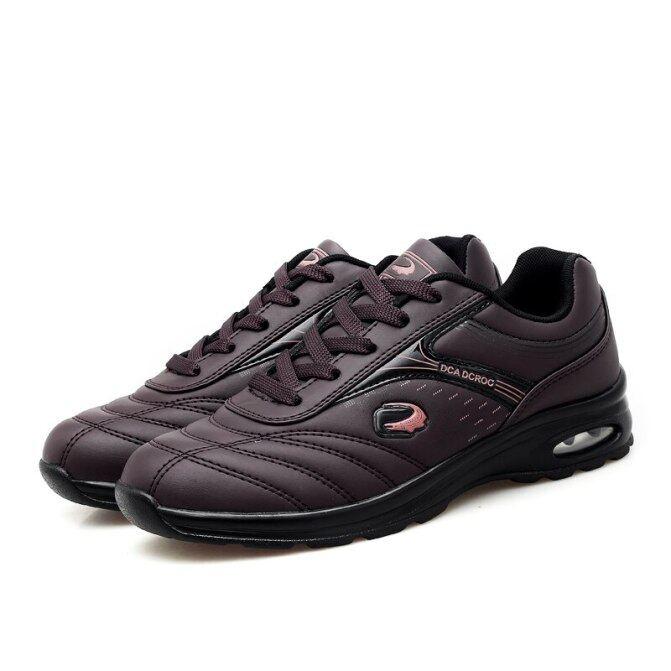 Giày chơi golf nam, giày thể thao chuyên nghiệp, giày chơi gôn chống nước, thoải mái, màu trắng đen, 2020 giá rẻ