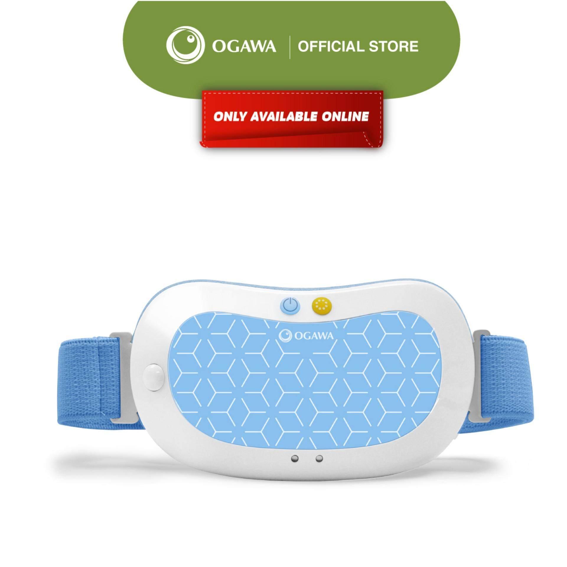 Ogawa Ez Abs Massage Slimming Belt By Ogawa.