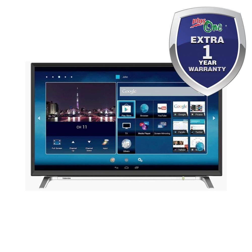 [CNY Flash Sale] Toshiba 43-inch Smart LED TV 43L5650