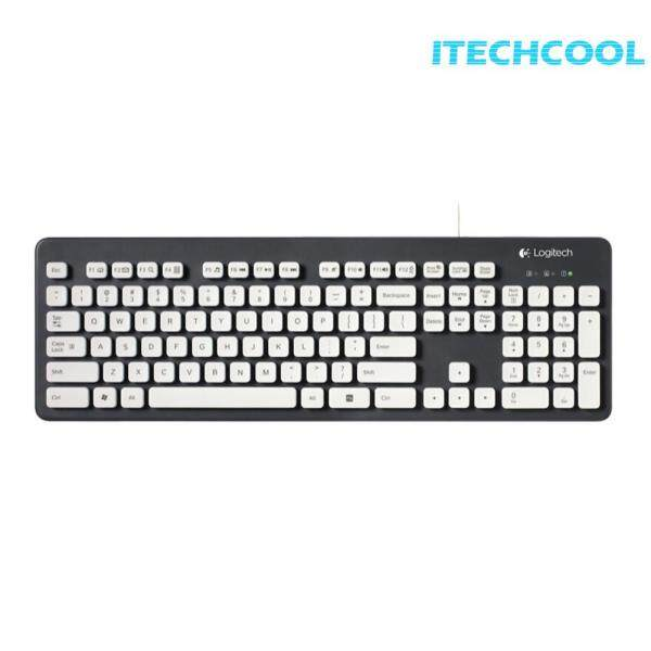 Logitech Washable Wired Keyboard K310 for Windows Desktop Laptop Computer Singapore
