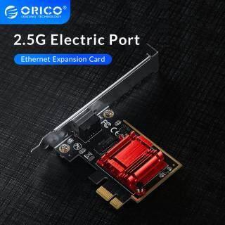 ORICO Bộ Chuyển Đổi Card Mạng Mở Rộng Wifi PCI-E Ethernet Network Adapter , RJ45 Cổng Mở Rộng Cho PC (PTR) thumbnail