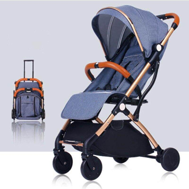 Tianrui Portable Stroller Can Sit Lie Folded Stroller Singapore