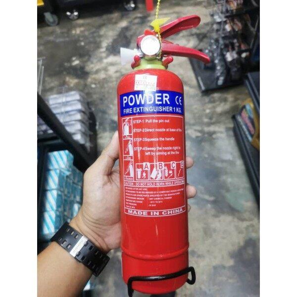 [READY STOCK] -DO SAFE - ABC dry powder fire extinguisher - by Grab Car