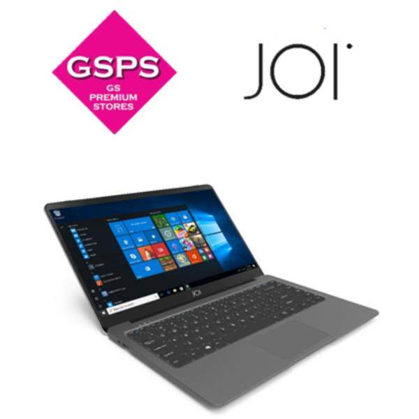 JOI Book 150 14.1  FHD IPS Laptop Grey (N4100, 4GB, 32GB+256GB, Intel, W10H) Malaysia