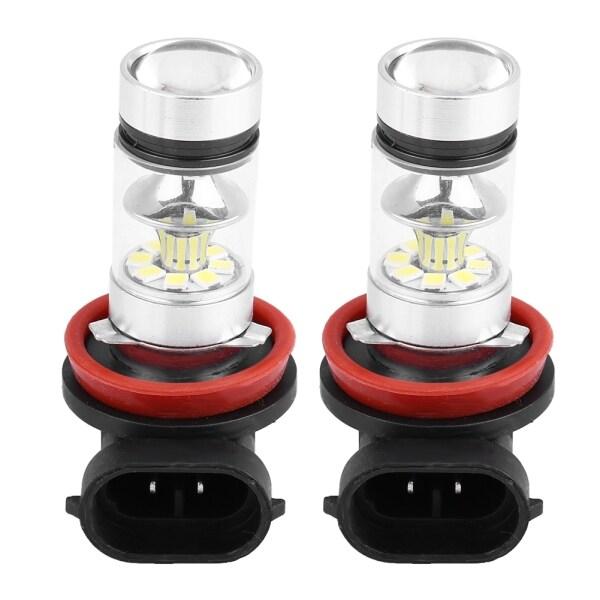 2 Chiếc Đèn Pha LED Chuyển Đổi Sáng 100W Cho Xe Hơi, Đèn Sương Mù