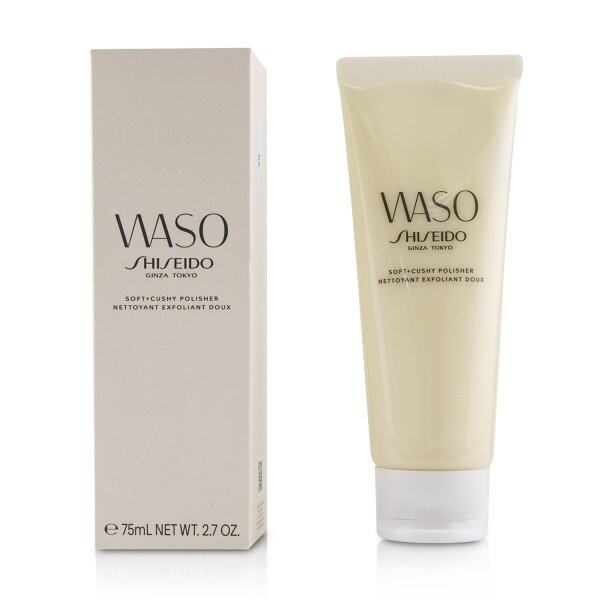 Buy SHISEIDO - Waso Soft+Cushy Polisher 75ml/2.7oz Singapore