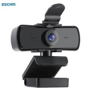 Camera Máy Tính Xách Tay ESCAM C3 1440P HD, Webcam USB Phát Trực Tiếp Trò Chơi Video Có Nắp Bảo Mật, Webcam Cho Pc thumbnail