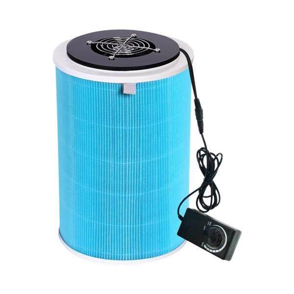 DFZX Thương Mại 110-220 V DIY Máy Lọc Không Khí HEPA Lọc cho Dehaze Khử Mùi Khói thuốc