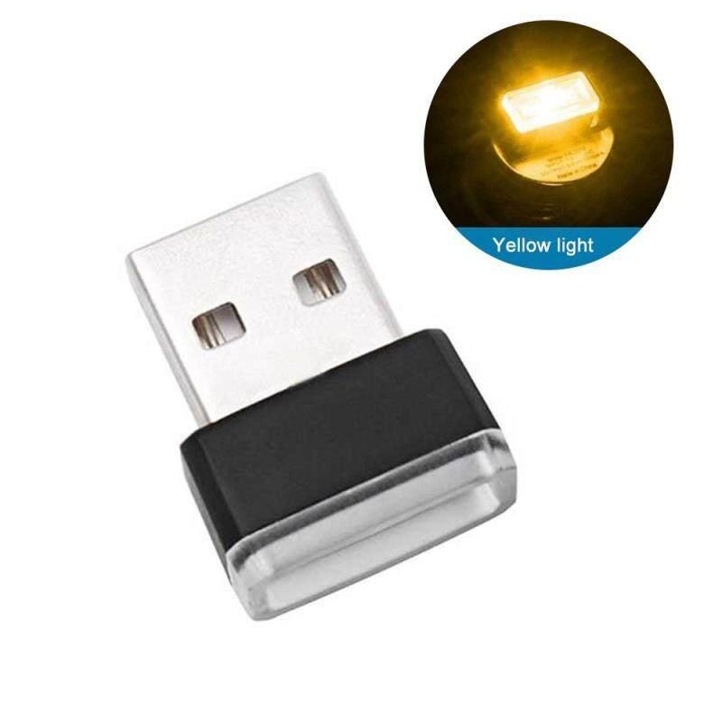 Bảng giá Dueplay Mini USB LED Người Mẫu Đèn Xe Ô Tô Ánh Sáng Môi Trường Xung Quanh Neon Trang Trí Nội Thất Nội Thất Ô Tô Trang Sức Phong Vũ