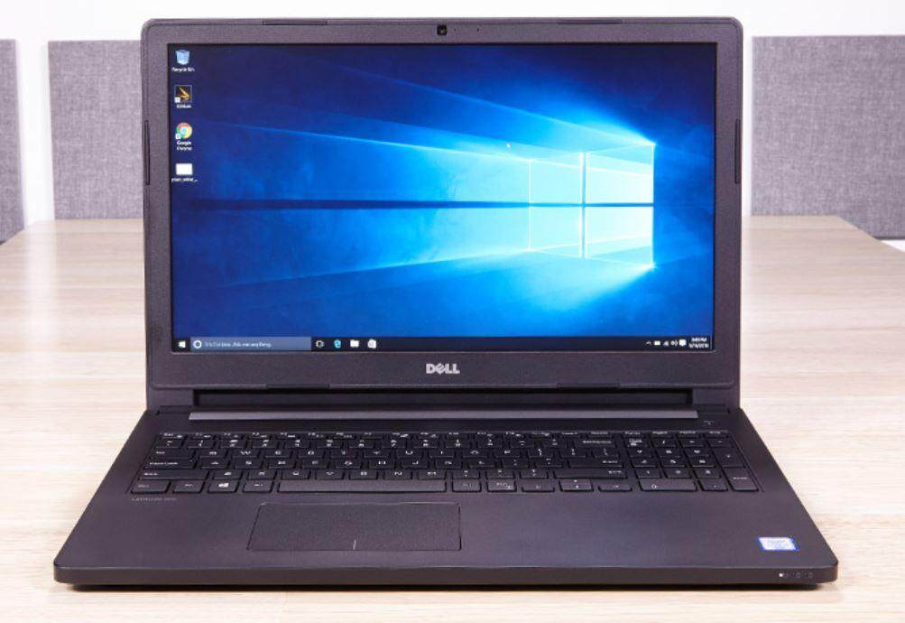 Refurbished Laptop Dell Latitude 3570 i3 6th gen 4GB RAM 128GB SSD Win10 Malaysia
