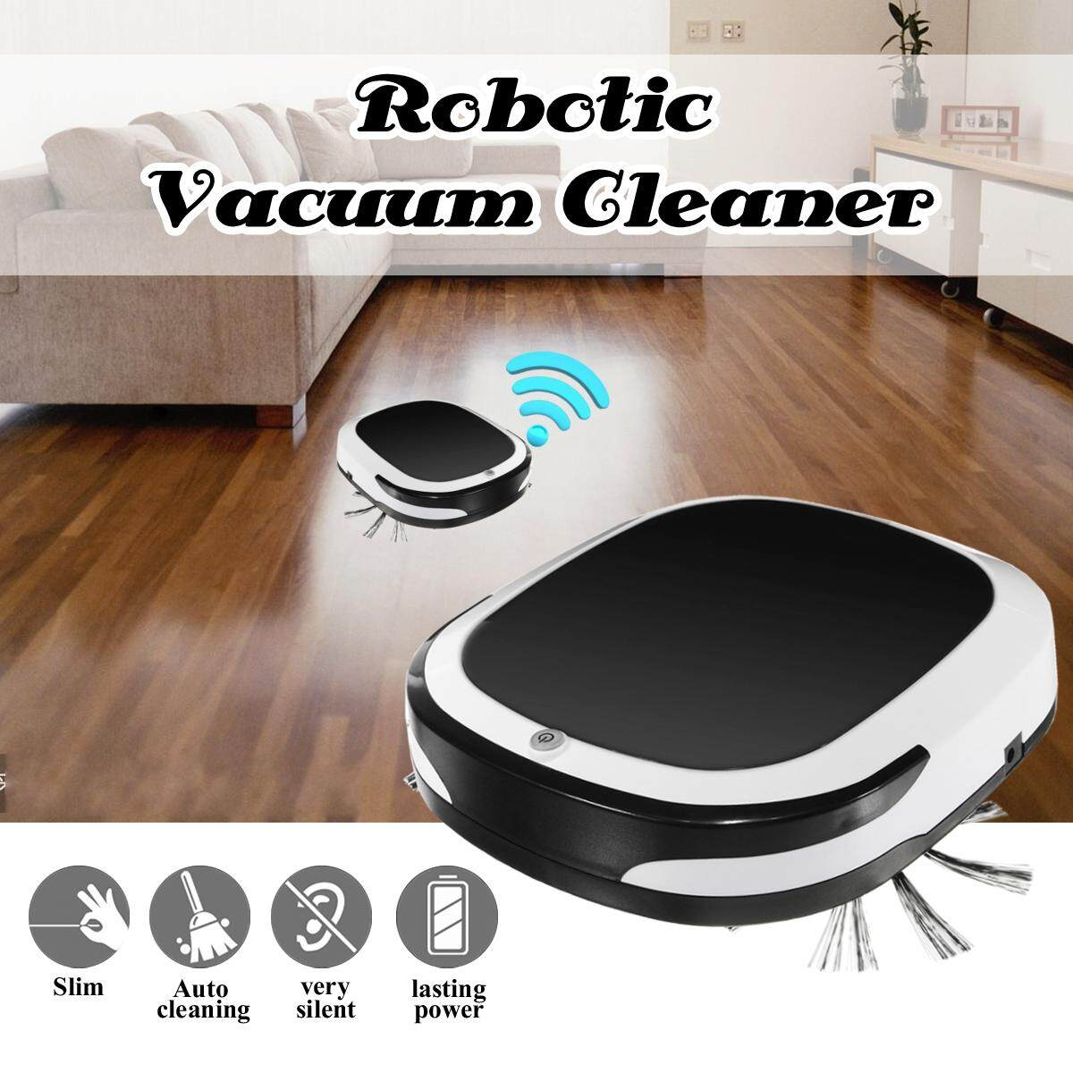 【free Pengiriman + Flash Deal】intelligent Robot Penyedot Debu Mesin Sweeping By Elec Mall.