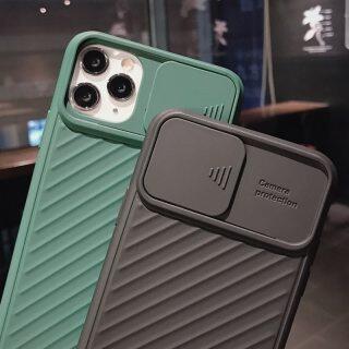 Ốp Lưng Silicon Bảo Vệ Ống Kính Sang Trọng Cho Apple iPhone 11 Pro Max XR XS X 7 8 6 S 6 S Plus Iphone11 11pro Ốp Điện Thoại Silicon Mềm thumbnail