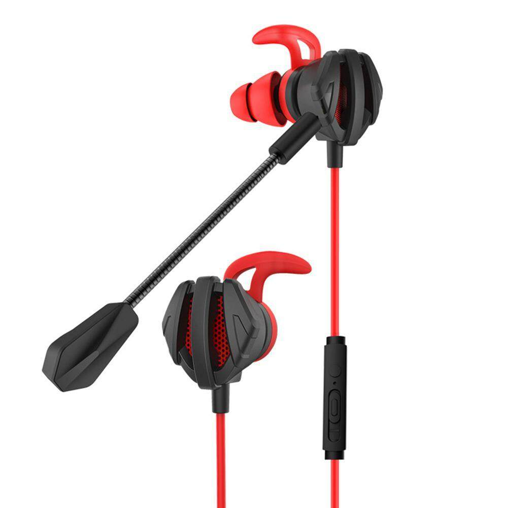 leegoal Gaming Earbuds Gaming E-Sports Earphones Noise Cancelling in-Ear Headphones