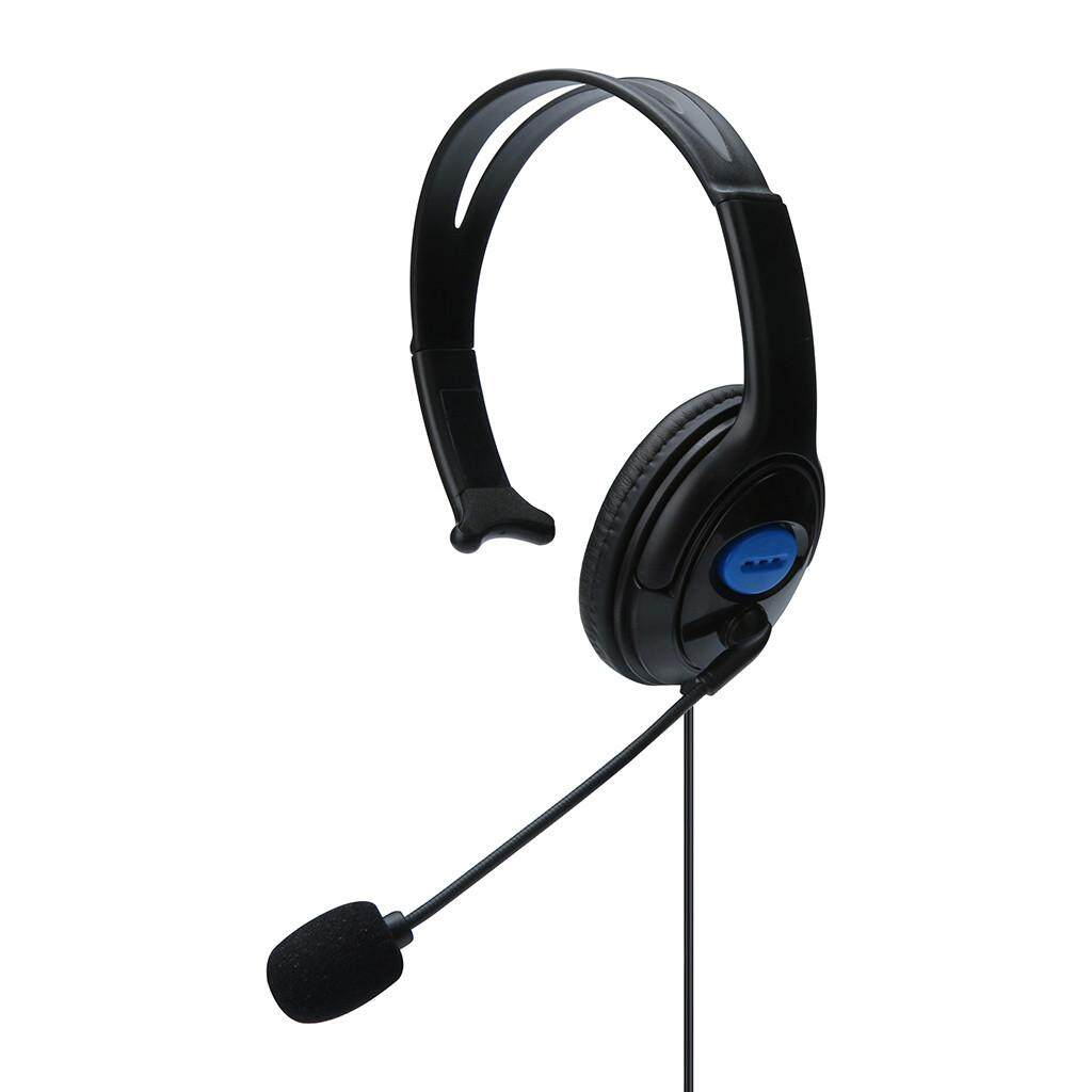 Dcoteres Wired Gaming Headset Headphones Earphone with Microphone for PS4 PC Laptop Phone