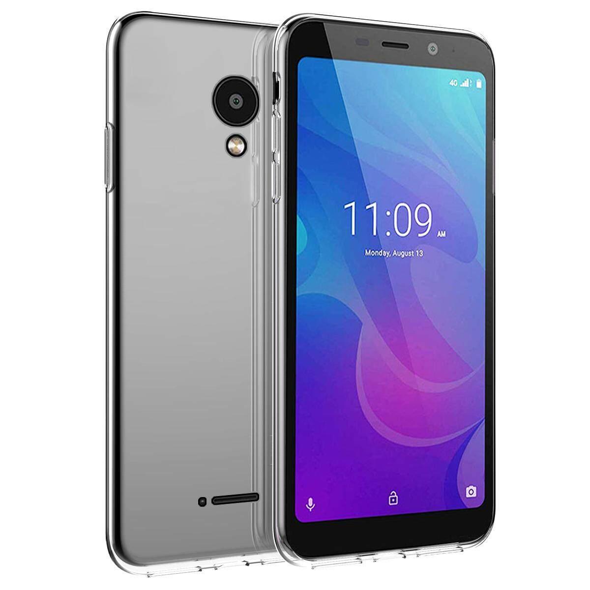 For Meizu C9 Case Meizu C9 Back Case Transparent Soft TPU Dropproof Shockproof Phone Back Case