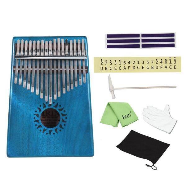 Di Động 17 Phím Kalimba Mbira Pocket Piano Piano Gỗ Gụ Rắn Gỗ Nhạc Cụ Quà Tặng Cho Những Người Yêu Âm Nhạc Học Sinh Mới Bắt Đầu