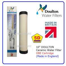"10"" DOULTON Ceramic Water Filter OBE Cartridge ( Made in England )"