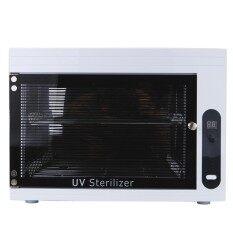 110v 15l Mini Uv Sterilizer Cabinet Ozone-Ultraviolet Sterilization 26x20x17cm By Threegold.