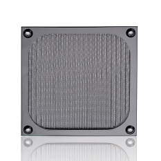 120mm PC Fan Cooling Dust Filter Case Cover Dustproof Aluminum Grill Guard 12cm Malaysia