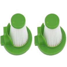 2 Pcs Vacuum Filter Green Color (green Color Vacuum Machine) By Redbuzz.