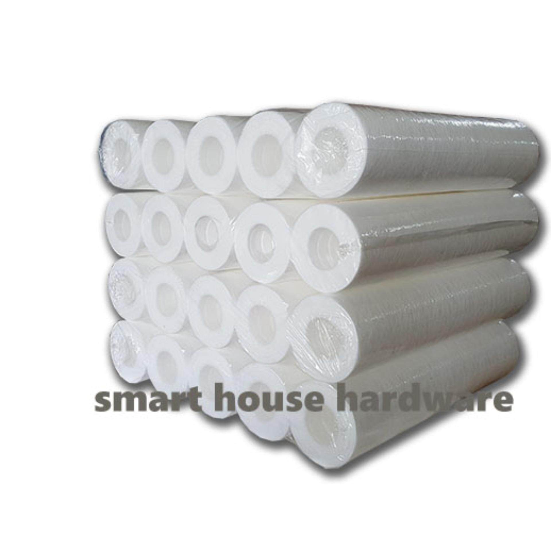 20pcs Pp Filter By Smart House Hardware.