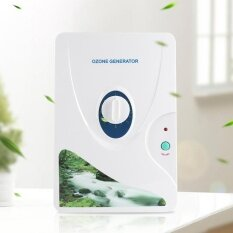 600mg/h Air Purifier Vegetable Fruit Purify Disinfection Machine AC110V US Plug (White)