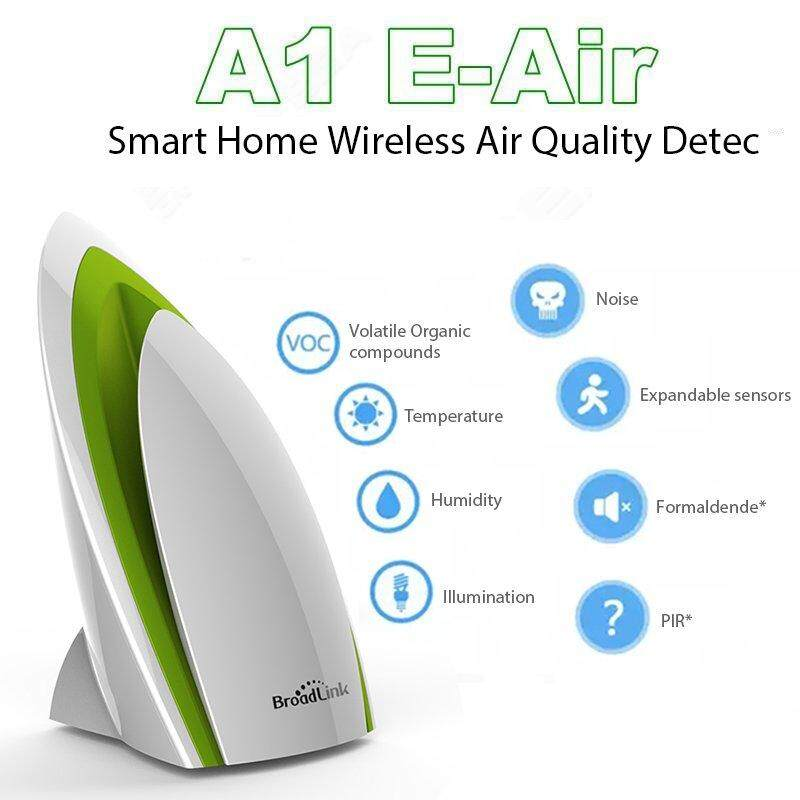 Discount A1 Smart Home Automation E Air Air Quatily Detector Testing Air Humidity New Intl Oem