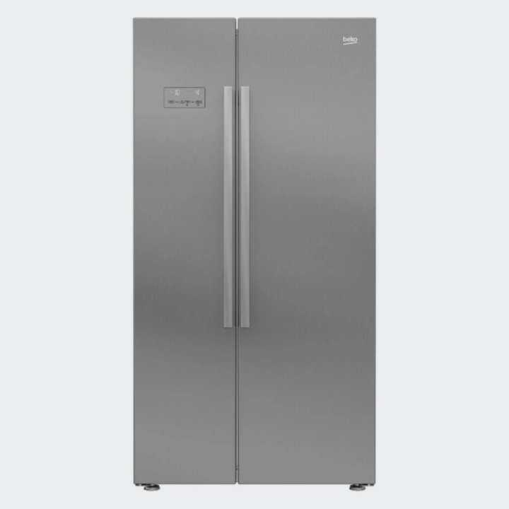 Beko 635L Side By Side PROSMART INVERTER Refrigerator (MADE IN EUROPE) : ASL141X