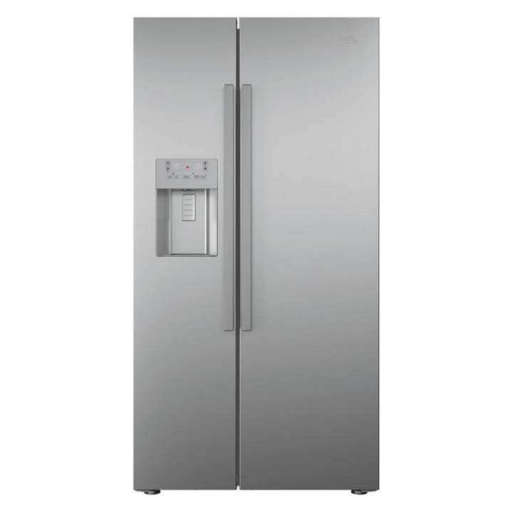 Beko ASN 541X 620L Stainess Steel Neo Frost SBS Fridge