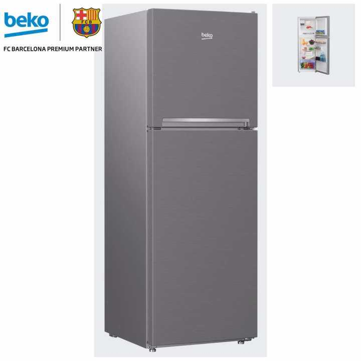 beko prosmart inverter 2 door 250litre refrigerator fridge rdnt250i50vzp lazada. Black Bedroom Furniture Sets. Home Design Ideas