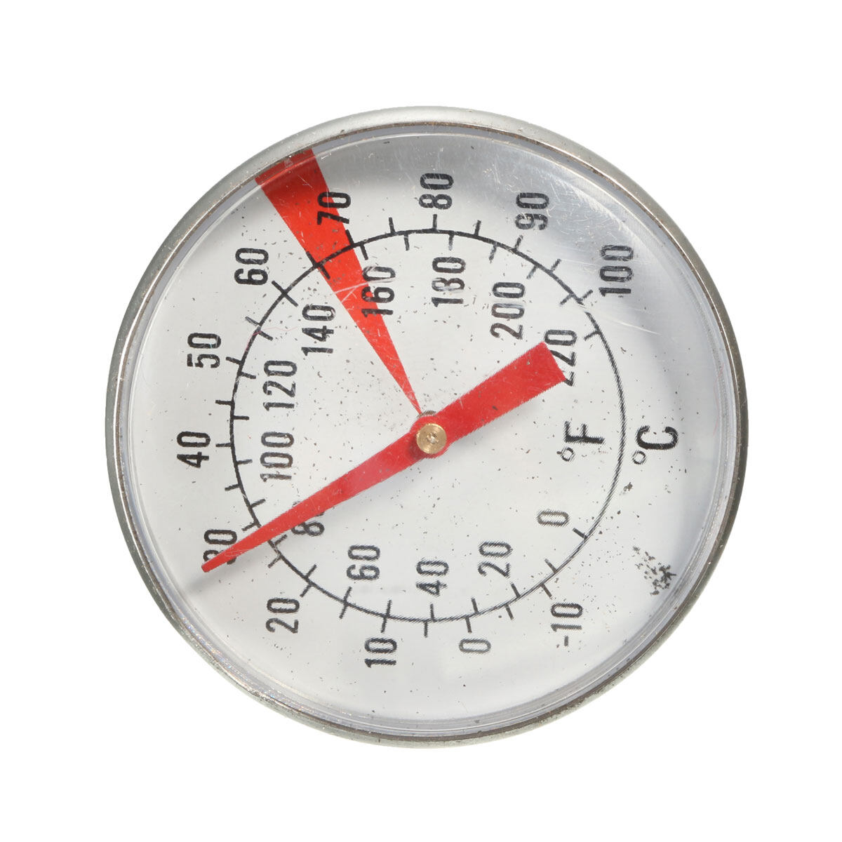 Hình ảnh ? ? Clip Metal Dial Thermometer Jug Clamp Equipment For Candle Soap Jam Making - intl