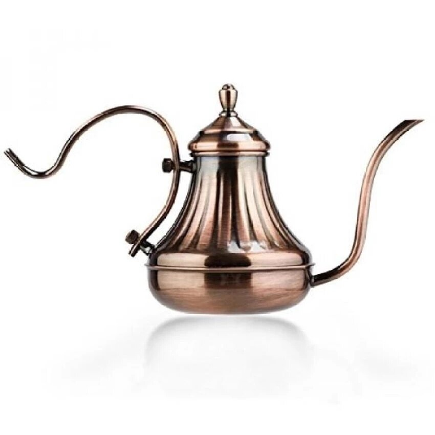 【GoodPrice-Home】Coffee Pouring Pot - Pour Over Drip Coffee& Tea Kettle,