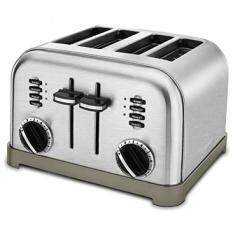 Cuisinart CPT-etal Classic 4-Slice Toaster, Brushed Stainless