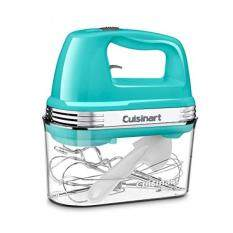 Cuisinart Cuisinart Power Advantage 5-Speed Hand Mixer with Storage Case - AQUA