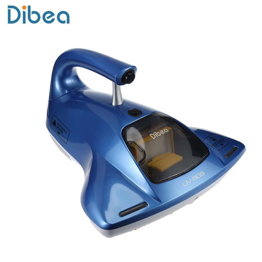 Top Rated Dibea Uv 808 Handheld Ultraviolet Light Dust Mites Vacuum Cleaner Intl