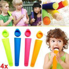 Hình ảnh DIY Popsicle Molds and Ice Pop Silicone Maker